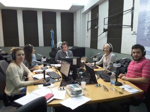 Adri Radio Nacional abril16