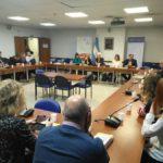 Encuentro sobre información pública en el Congreso Nacional